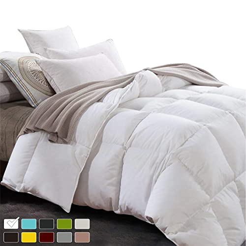 New York Mercado 100% Organic Cotton Comforter Luxury and Premium Quality  Quilted with Corner Tabs 4a1c02b0a