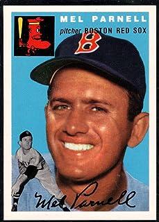 Baseball MLB 1994 Topps Archives 1954#40 Mel Parnell #40 NM Red Sox