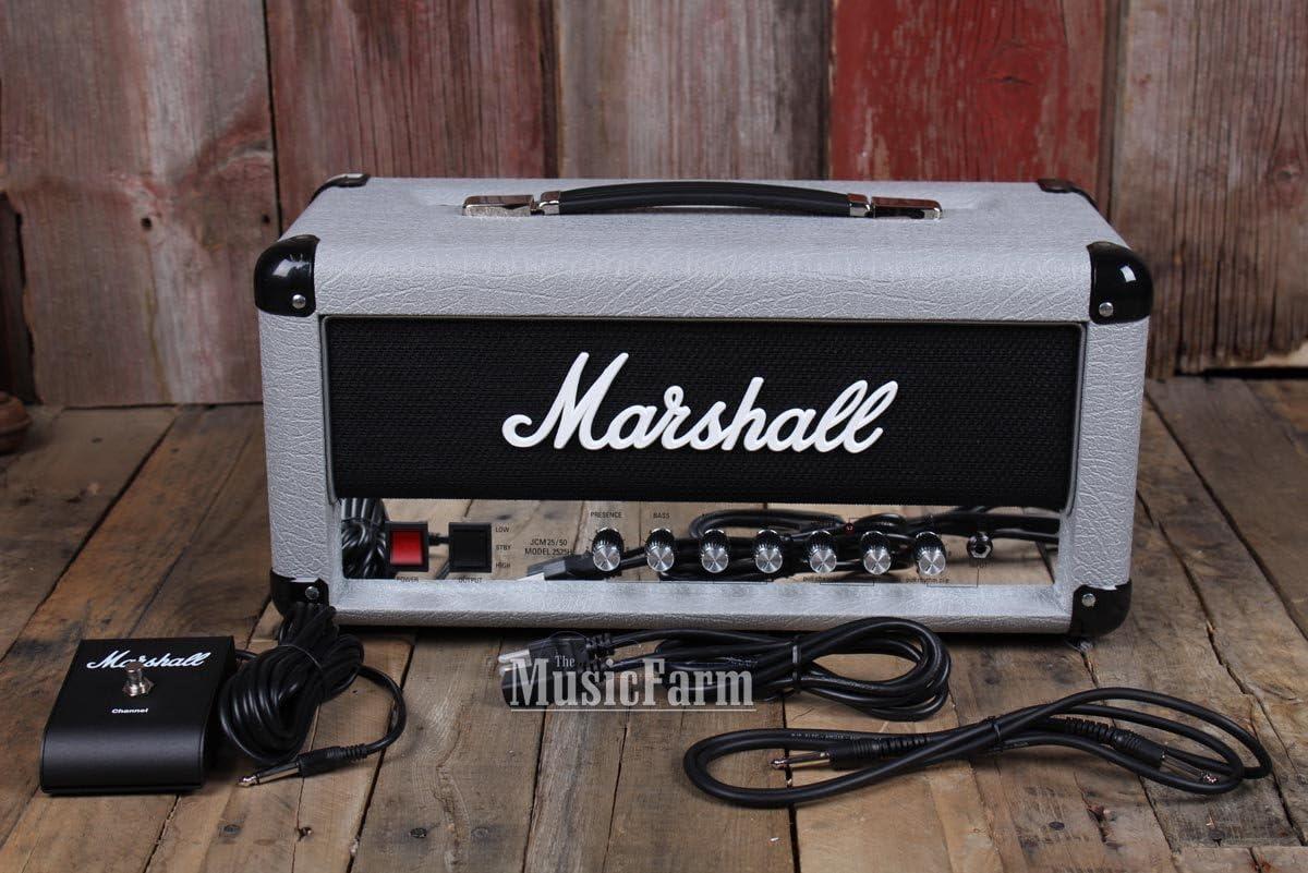 Marshall Mini Silver Jubilee 送料無料(一部地域を除く) Tube 1年保証 Head Guitar 20W