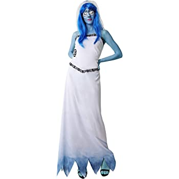 Costumizate! Disfraz de Novia Cadaver para Adulto Talla Unica ...