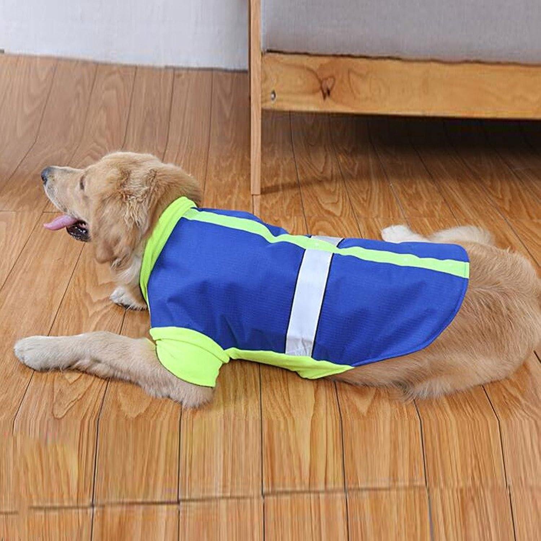 Akimgo(TM) 2016 Waterproof Reversible Dog Jacket Designer Warm Solid Winter Dogs Coats Pet Clothes Pet Pup Puppy Kitten Cat Clothes Winter