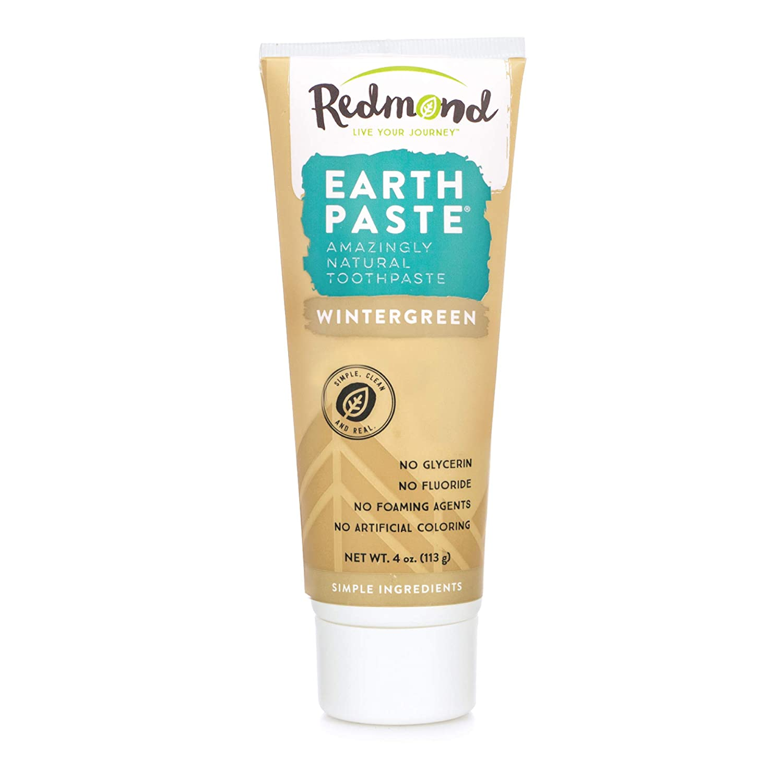 Popular Product Name: REDMOND - Earthpaste Natural All Time sale Non-Fluoride Vega