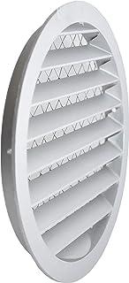 Rejilla de ventilación de aluminio, rejilla de escape,