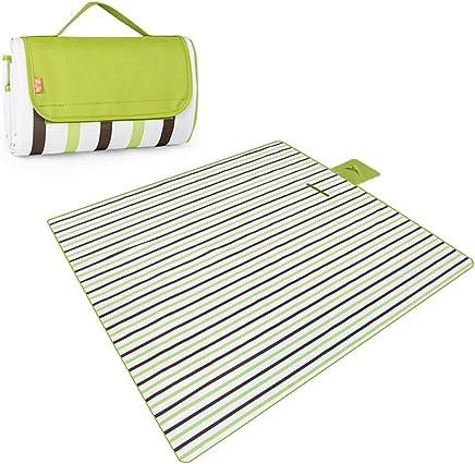 Moolo Picknick-Matte imprägniern Oxford-Tuch Feuchtigkeit-Beweis Strand-Feld-Matte 200x200cm Picknickdecke (Farbe   B) B07G87MHS3 | Treten Sie ein in die Welt der Spielzeuge und finden Sie eine Quelle des Glücks