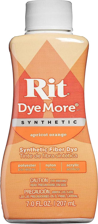 Rit DyeMore Max 88% OFF Liquid Apricot List price Dye Orange