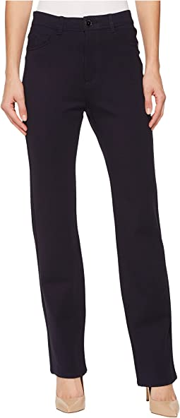 FDJ French Dressing Jeans - PDR Wonderwaist Suzanne Straight Leg in Navy