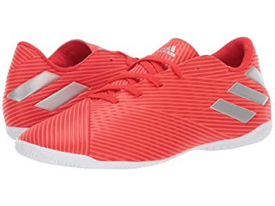 adidas Nemeziz 19.4 IN (Active Red/Silver Metallic/Solar Red) Men
