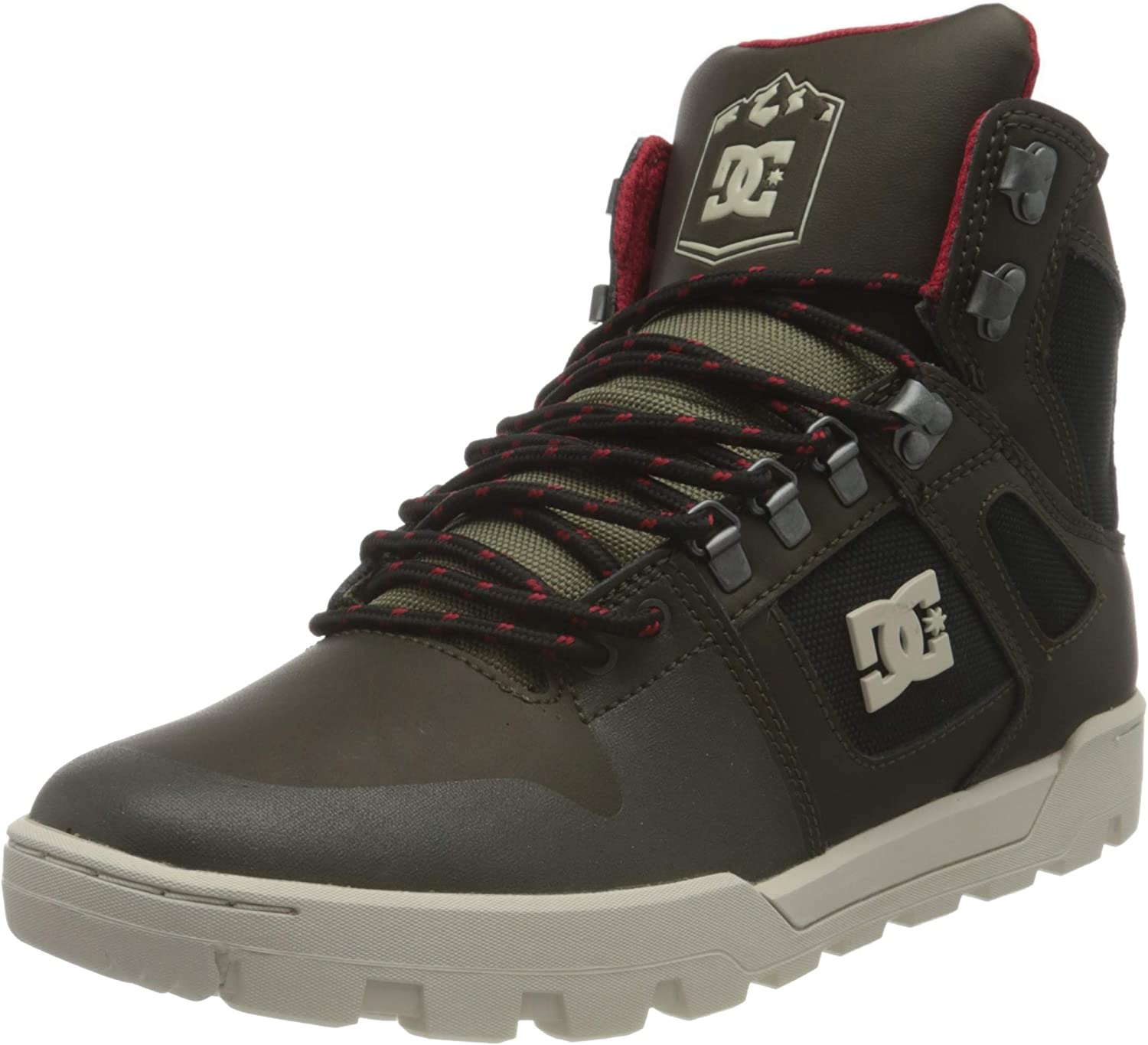 DC Shoes Men's Sneaker Detroit Mall Hi-Top Trainers Dealing full price reduction