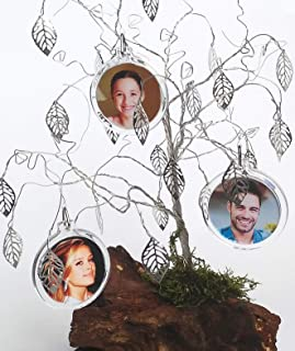 6 10 12th Year Anniversary Gifts for Him Her Wife Husband Couple Personalized Family 19th Tree
