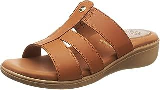 Scholl Women's MYRA Mule Leather Slippers