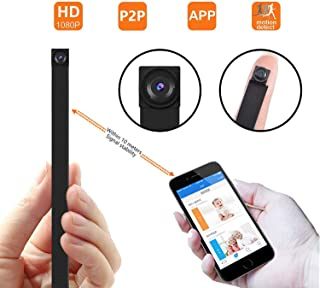 Hidden Spy Camera, Anviker P2P Mini Camera HD 1080P Home Nanny Security Camera with Motion Detection Remote View for Android Device