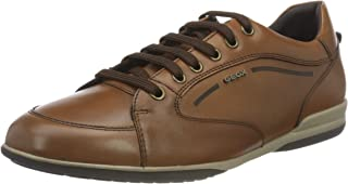 Geox U Timothy A, Oxford Flat Hombre