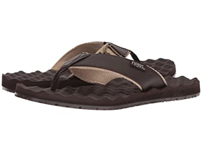 Flojos Estiler (Brown/Tan) Men