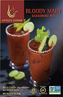 Little's Cuisine Bloody Mary Seasoning Mix (Case of 4)