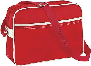 BagBase Original Airline Messenger Bag (12 Litres) (Pack of 2)