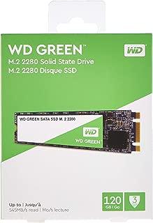 WD 120GB Green M.2 SSD - WDS120G2G0B