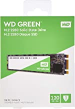 Western Digital WDS120G2G0B WD Green 120 GB Internal Solid State Drive - SATA - M.2 2280, 120GB