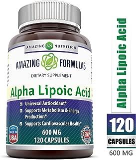 Best lipoic acid india Reviews