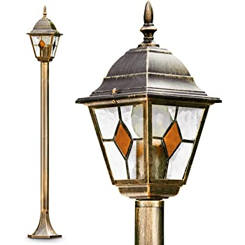 LAMPIONE CM 110 A UNA LUCE LAMPADE SERIE NEW YORK