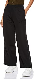 Fred Perry Wide Leg Taped Track Pant For Women
