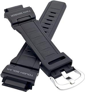 G-Shock G-9300-1 Watch Strap 10388870 - Black
