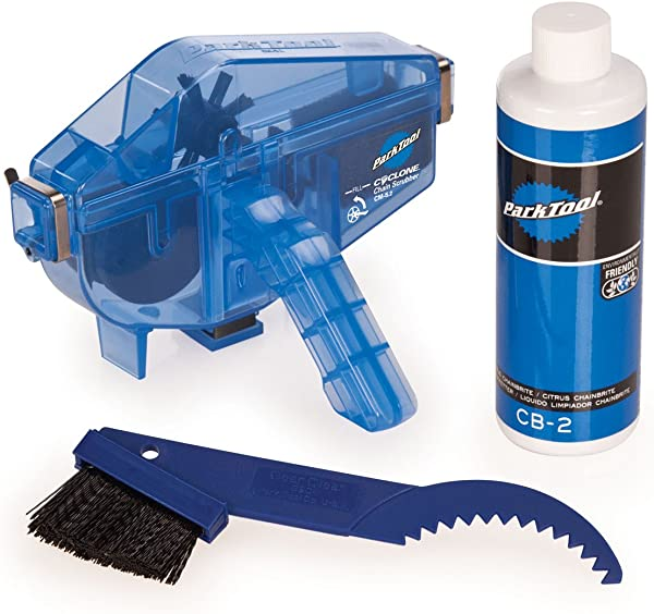 Park Tool CG 2 3 Chain Gang Chain Cleaning System Blue One Size