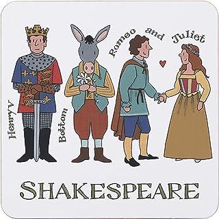 Alison Gardiner - Shakespeare Characters - Coaster