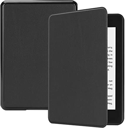 Vicstar Amazon Kindle Paperwhite Case Cover, Lightweight Multi Stand Style Elegant PU Leather Slim Stand Protective Cover Case (10. Generation - 2018)with Stand Function for Amazon Kindle Paperwhite(10. Generation - 2018)