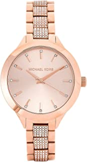 Michael Kors Womens Slim Runway