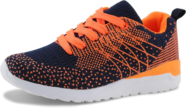 Jabasic Kids Breathable Sneakers Boys Casual Lightweight Import Girls Cheap SALE Start R