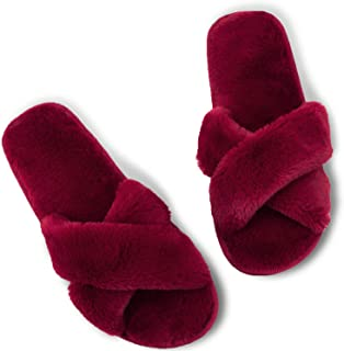 sparx slippers red