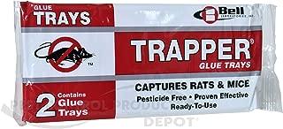 Trapper Rat Glue Boards Traps Rat-2 boards BELL-1046