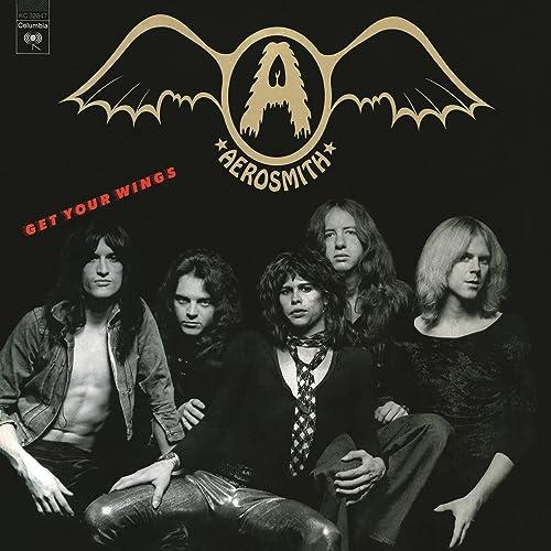 Rock Off Aerosmith porte-cl\xe9s m\xe9tal Wings Logo
