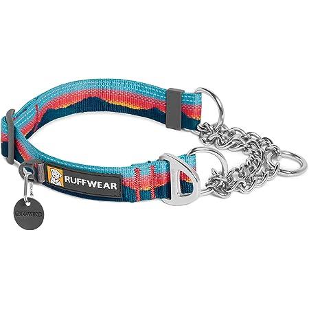RUFFWEAR, Chain Reaction Dog Collar, Martingale Style for On-Leash Walking