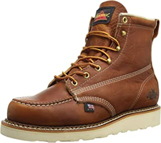 "Men's American Heritage 6"" Moc Toe, MAXwear Wedge Non-Safety Toe Boot"