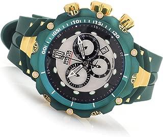 Invicta 29718 Reserve Men's 52mm Green JT Venom Gen II Limited Edition Swiss Quartz Chronograph Strap Watch
