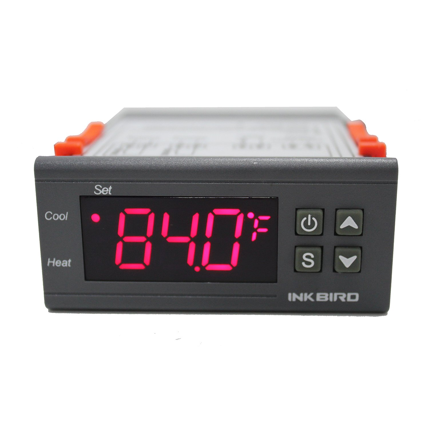 Inkbird ITC-1000F 2 Stage Temperature Controller Cooling and Heating Modes Celsius and Fahrenheit: Industrial & Scientific