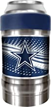 Great American NFL Dallas Cowboys Locker Vacuum Insulated Can & Bottle Holder, One Size
