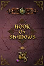 Book of Shadows : Blank Lined Journal for Wiccans: Perfect to use as Grimoires for Pagans and Witches to Record Spells, Ri...