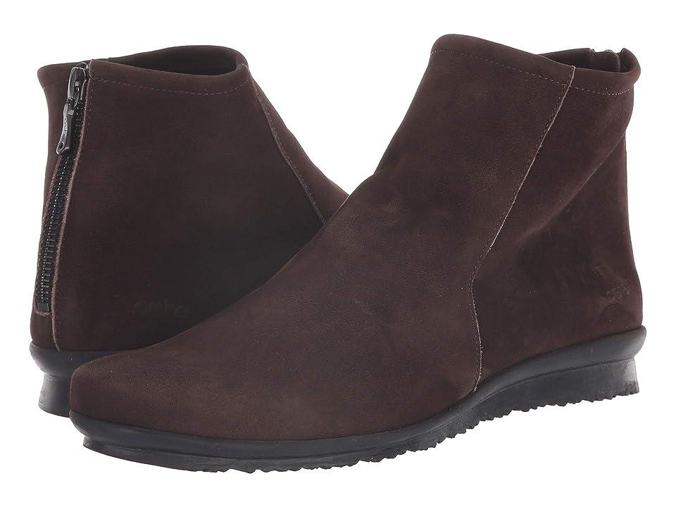 Arche Baryky (Truffe Waterproof Brushed Leather) Women