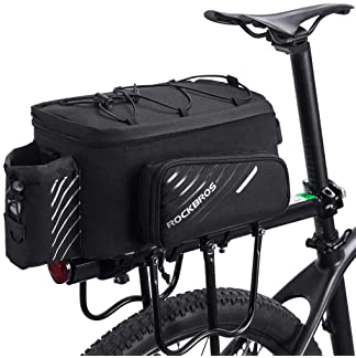 U^B Mountain Bike Cycling Extendable Bicycle Rear Carrier Rack Seat Post 2017 GA