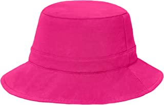 City Threads Organic Bucket Hat for Boys and Girls Sun Protection Sun Hat (Baby Toddler Youth)