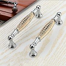 Angela-homestyleTM 1/10 stuks luxe meubelgrepen meubelknop kastgrepen ladegrepen deurknop