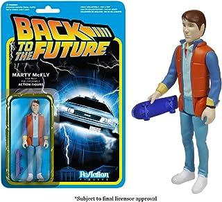 Figura Reaction 9-10 cm Regreso al Futuro Marty Mcfly