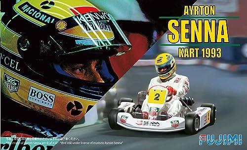 1 20 1993 Cart Series No.2 Ayrton Senakato [Japan Imports] (japan import)