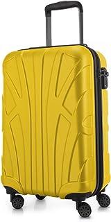 Suitline - Bagaż podręczny do przenoszenia na bagaż twarda muszla walizka bagaż wózek, zatwierdzony do przepisów bagażowych