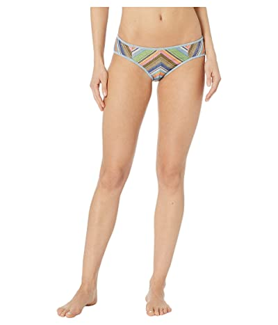 BECCA by Rebecca Virtue East Village Mia American Bottoms (Blue Shadow) Women