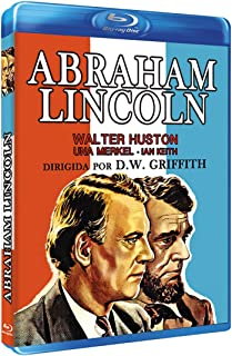 Abraham lincoln [Blu-ray]