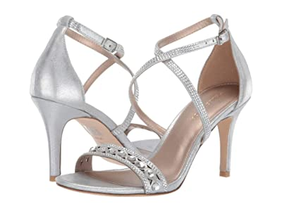 Pelle Moda Rory (Silver Metallic Suede) Women