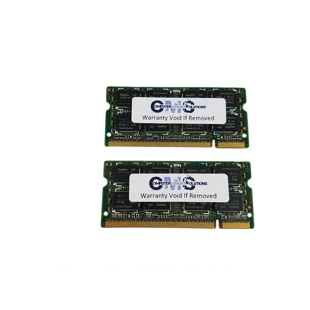 放射性かなりのフラスコ4?GB ( 2?x 2gb )メモリRam for ACER ASPIRE ONE kav50、kav60、nav50、nav60ノートパソコンby CMS ( a37?)